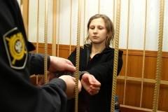 Марию Алехину из Pussy Riot выпускают на свободу