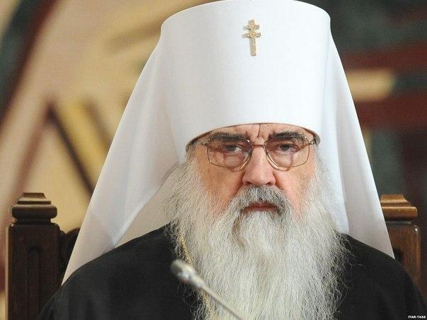 Митрополит Филарет (Вахромеев) — человек с большой буквы