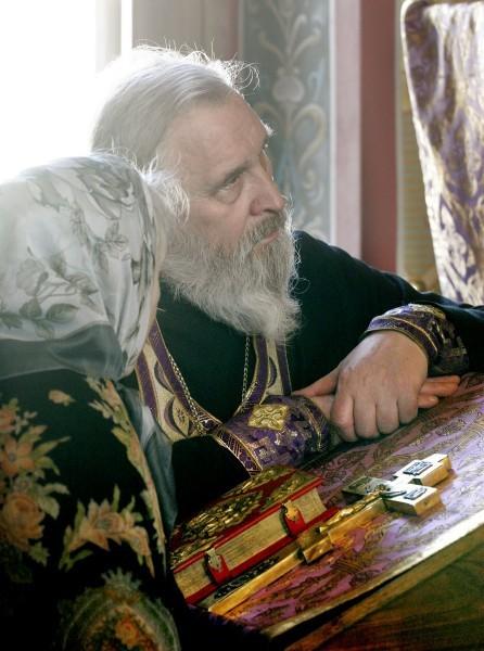 Протоиерей Георгий Бреев