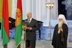Президент Беларуси выразил признательность митрополиту Филарету и поздравил нового экзарха