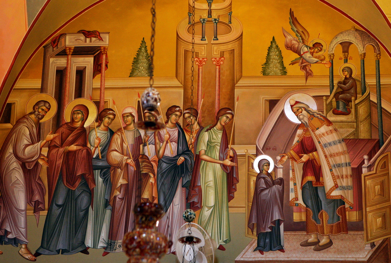 Введение во храм Пресвятой Богородицы: история, иконы, молитвы, проповеди