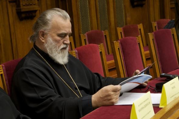 Митрополит Минский и Слуцкий Павел: Недовольным властью надо меняться самим