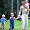 Рождаемость вторых и последующих детей в российских семьях за 6 лет увеличилась на 20 %