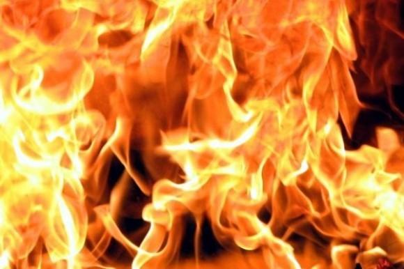 Два храма горело за сутки в Донецкой области