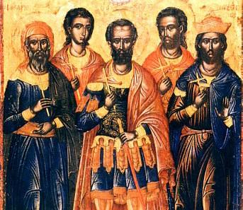 26 декабря Русская Церковь отмечает память мучеников Севастийских