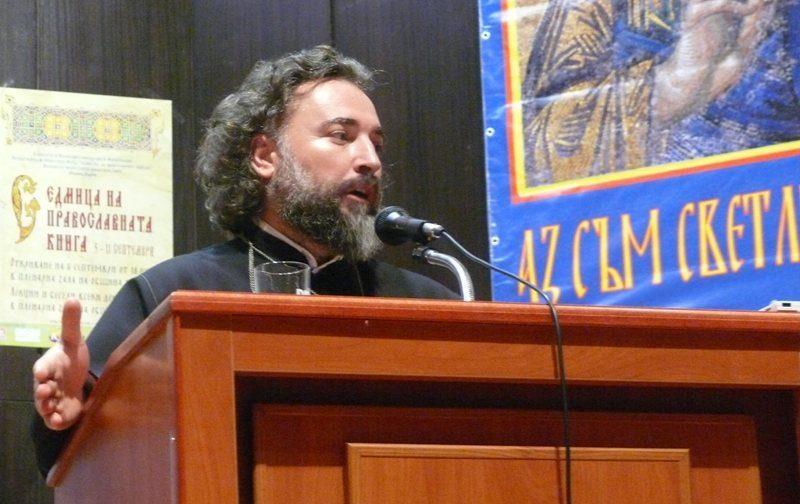 Прот. Василий Шаган: Епископ Иоанн — лучший выбор для Варненской епархии