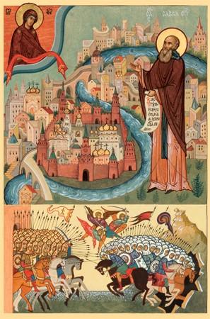 Церковь отмечает память преподобного Саввы Сторожевского
