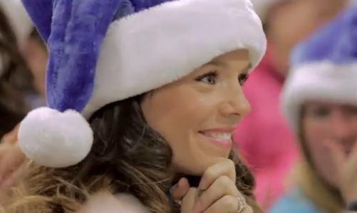 Рождественское волшебство от авиакомпании WestJet (+Видео)