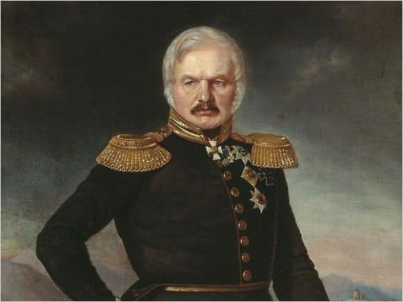 В Орле будет совершена архиерейская панихида по русскому полководцу Алексею Ермолову
