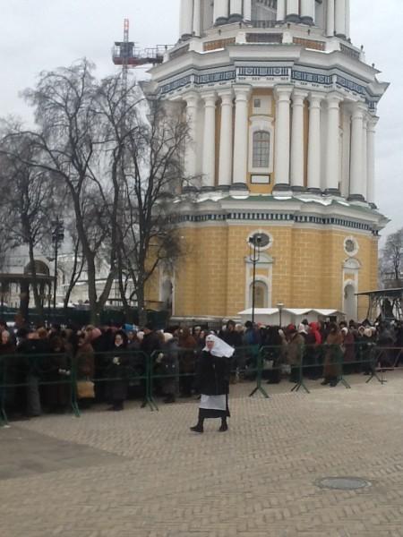 Дары волхвов в Киеве