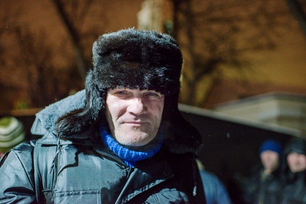 Это Владимир Владимирович или просто «Батя», который беспризорничает более 40 лет