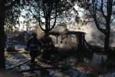 В Свято-Троицком монастыре в Джорданвилле случился пожар