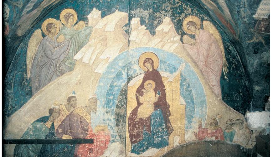 Икона «Собор Богоматери» и ее загадки