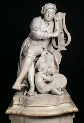 Памятник Генделю