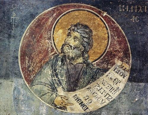 Церковь чтит память святого пророка Малахии