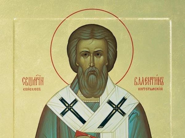 Мощи святого Валентина доставят в Красноярск