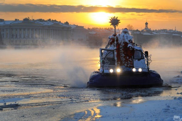 Юлия Осмоловская. Мороз и солнце, день чудесный!