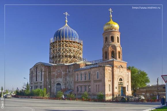 Из храма в Волгоградской области похитили частицу святых мощей
