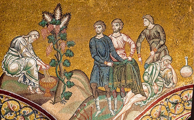 Грех Хама и грех Илия