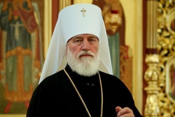 Митрополит Минский Павел: Принесение Даров волхов поспособствует умиротворению Украины