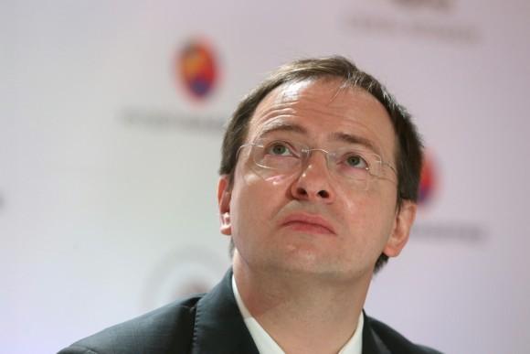 Владимир Мединский: «У нас записано в Конституции: «Цензура запрещена»