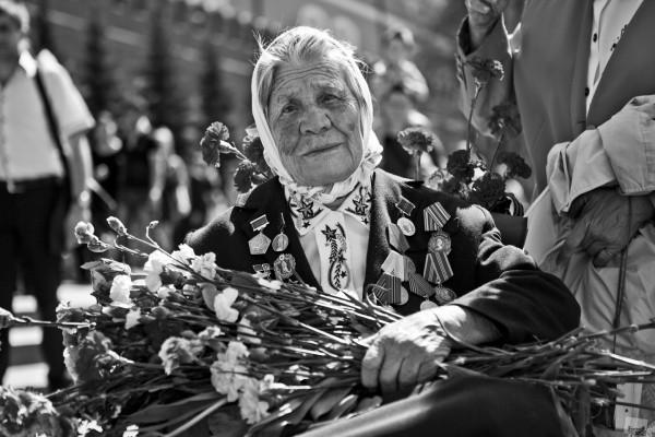 Анна Кравцова. Лица Победы