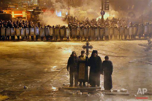 Священники и миряне выступили с обращением по поводу кризиса в Украине