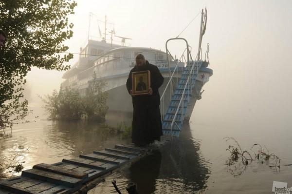 Андрей Шапран. Путь к причалу