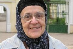 Прощание с матушкой Наталией Соколовой