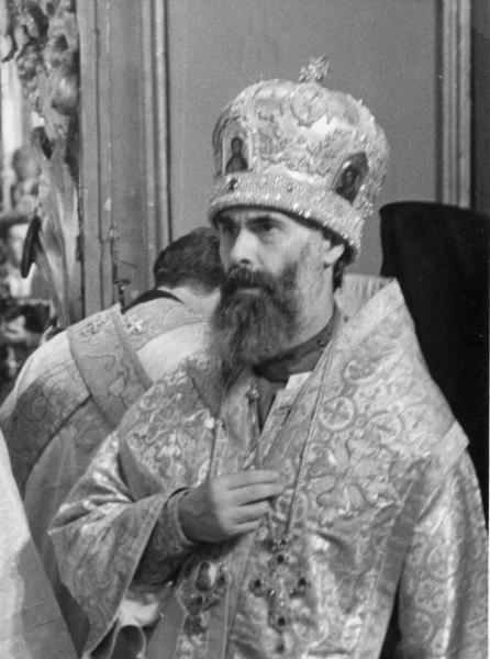 Митрополит Антоний Сурожский. Проповеди