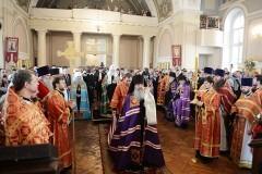 Архимандрит Мефодий (Кондратьев) рукоположен во епископа Каменского и Алапаевского