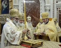 Начались торжества, посвященные 700-летию со дня рождения преподобного Сергия Радонежского