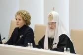 Патриарх Кирилл: Совершенствование законодательства должно идти рука об руку с нравственным воспитанием