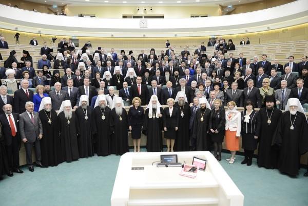 Патриарх Кирилл: Человеческая история продолжается благодаря присутствию в ней Бога