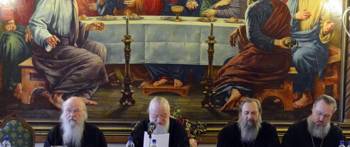 Как работает церковный суд — взгляд изнутри