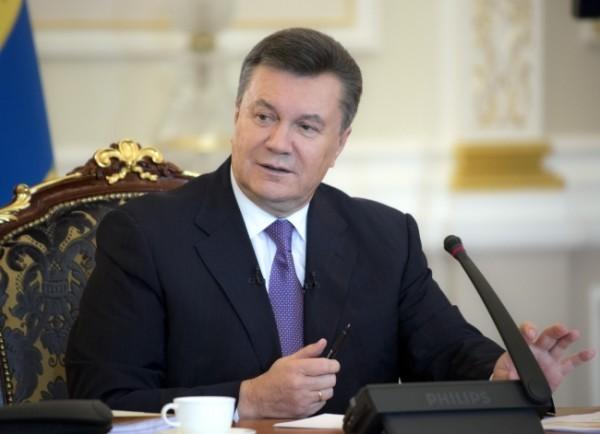 Виктор Янукович рассказал главам Церквей о путях выхода Украины из кризиса