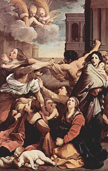 «Избиение младенцев» (Гвидо Рени, 1611—1612)