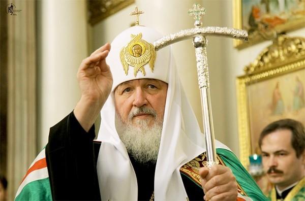 Патриарх Кирилл: Бог не лишает милости наш народ, когда он не теряет веры (+Видео)