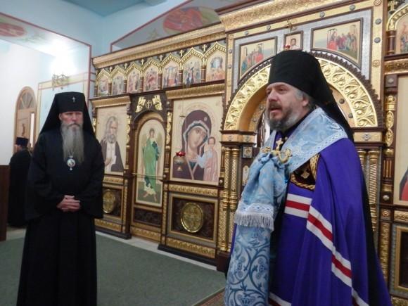Епископ Находкинский и Преображенский Николай. Автор фото: Анатолий Бурехин, РИА PrimaMedia