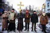 Миротворцы: Священники предотвратили кровопролитие на Грушевского