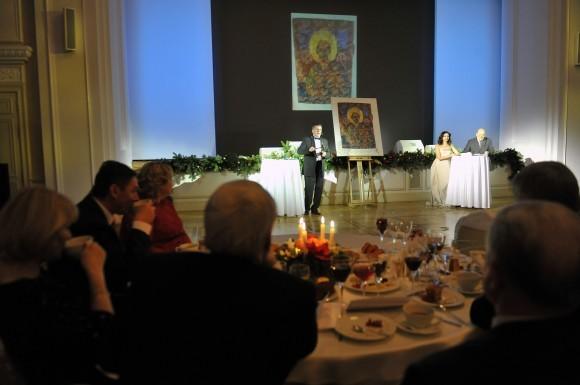 Более 75 миллионов рублей собрано на рождественском благотворительном вечере в Воронеже