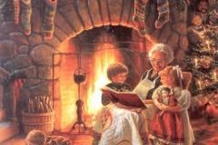 Рождественские повести: Диккенс, Гоголь, Янсон и другие