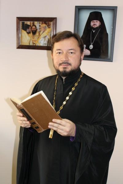 Протоиерей Владимир Севрюков