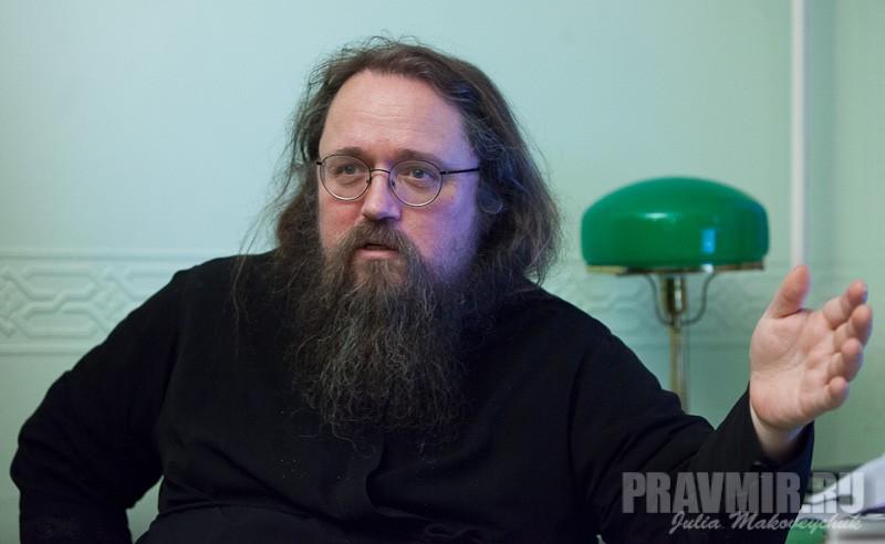 Протодиакона Андрея Кураева отчислили из профессоров МДА — комментарии