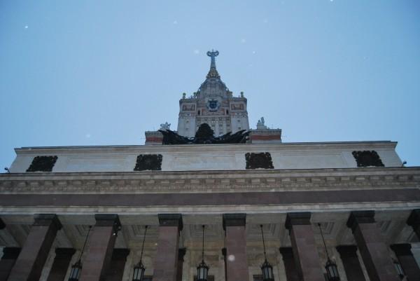 Будни главного университета