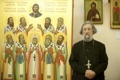 Протоиерей Александр Салтыков: Секрет современной иконы