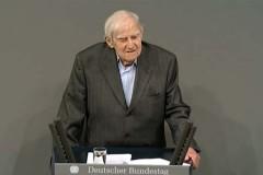 Даниил Гранин: Депутатам Бундестага о блокаде Лениграда