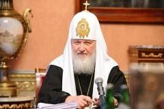 Патриарх Кирилл: На Украине мы видим революционную ситуацию