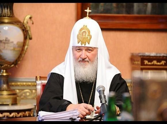 Интервью Святейшего Патриарха Кирилла: Церковь мало что может. Христос может всё
