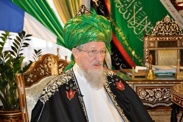 Мусульмане России воздают благодарную память Сергию Радонежскому